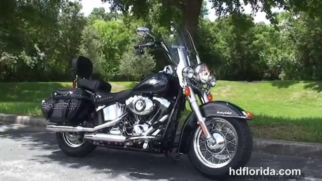 Harley Davidson Heritage Softail Accessories