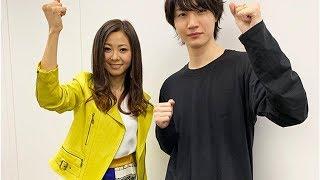 「ほんとに実在されてたんですね」 俳優・桜田 通、憧れの倉木麻衣と初...