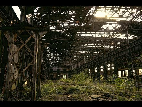 Abandoned Trojan Horse Train Yards (Toxic Superfund Site)