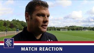 REACTION | Graeme Murty | Rangers Reserves 5-1 St Mirren Reserves