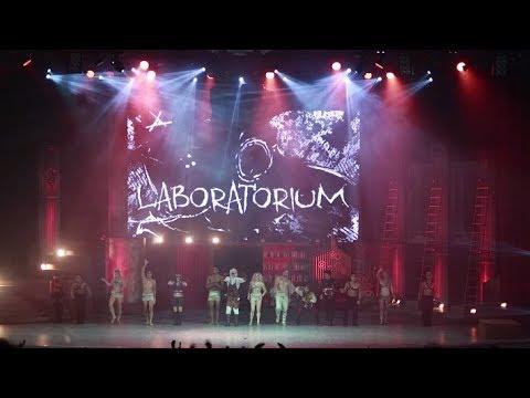 Halloween Horror Nights 7 - Laboratorium - Full Show