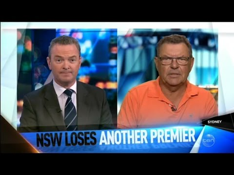 Insults hurled on The Project! Steve Price vs Christopher Pyne