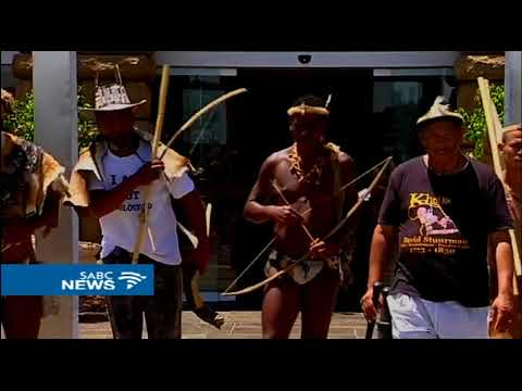 4 Khoisan activists to spend Christmas outside Union Building, Pretoria