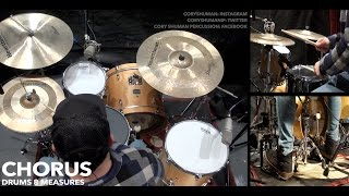 David Glenn Church Triumphant (Official Drum Tutorial)