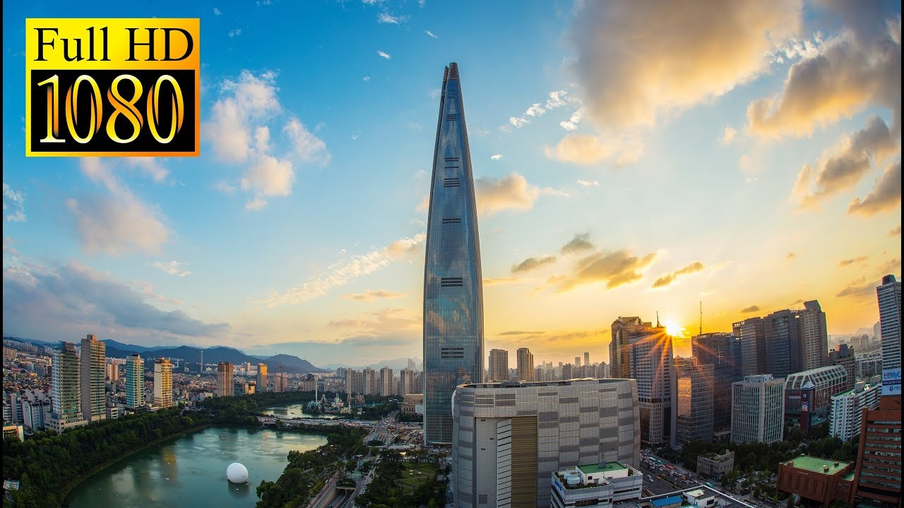 Lotte World Tower Inside The Tallest Skyscraper In South Korea Seoul