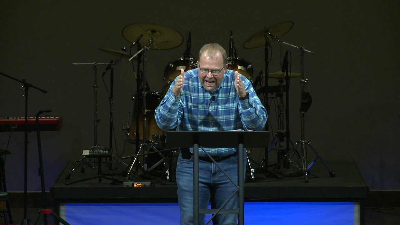 Warren Gasaway - Compassion and Grace 11/15/20