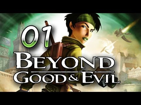 Zagrajmy w Beyond Good & Evil