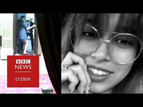 Имон Каримова: Онамни куч билан олиб кетишди - BBC Uzbek