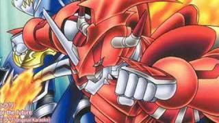 Digimon Savers 2nd OP-ヒラリ(HIRARI)-sung by mjmjkkk