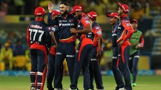 Indian Premier League 2018 Delhi Daredevils Team Squad