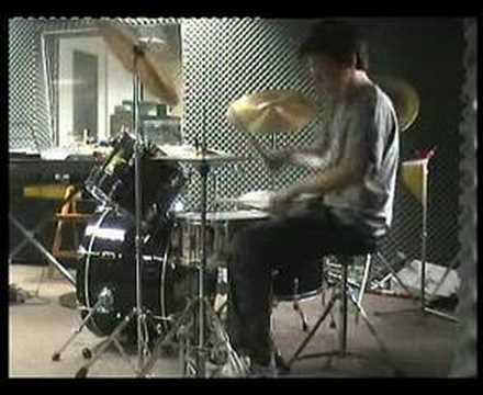 Apollo 440  Stop The Rock Drum