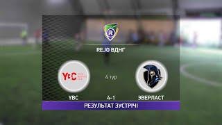 Обзор матча YBC 4 1 Эверласт Турнир по мини футболу в Киеве