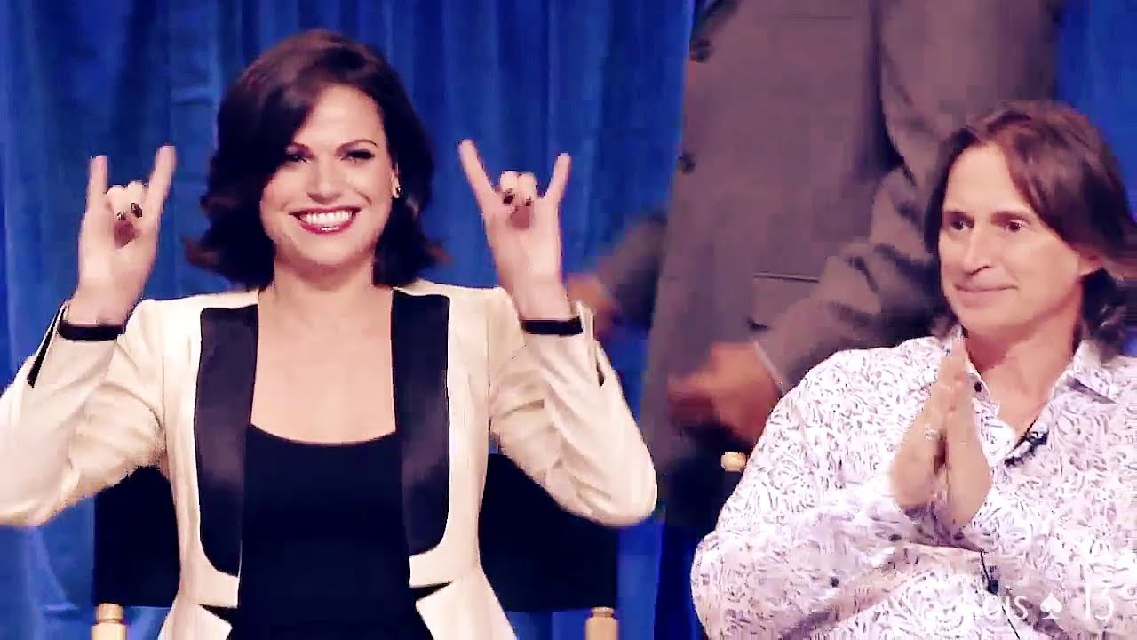 lana parrilla �� make me smile with paley fest 2013 youtube