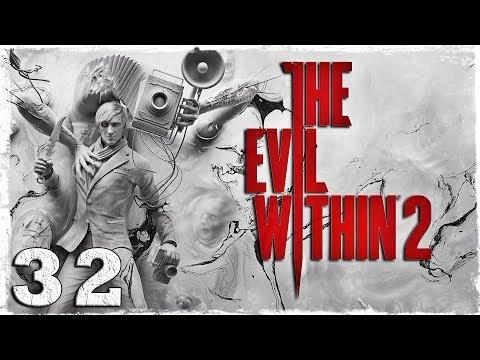 Смотреть прохождение игры The Evil Within 2. #32: Крути-крути-крути!!!