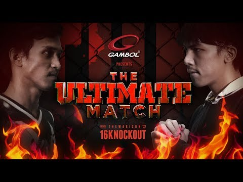 "TWIO4 : SANTI vs HIGHHOT ""TUM"" (16KNOCKOUT) 