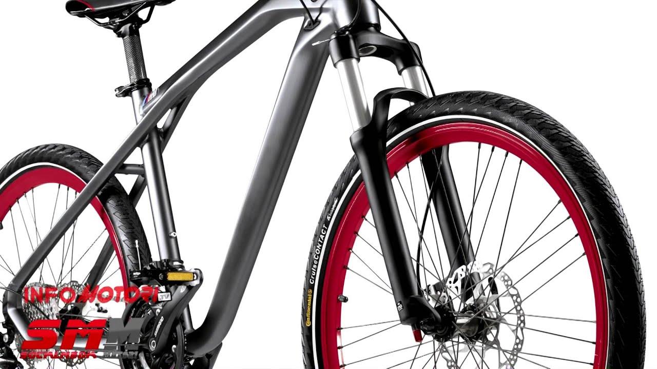 bmw cruise ebike cruise m bike trekking bike 2014 youtube. Black Bedroom Furniture Sets. Home Design Ideas