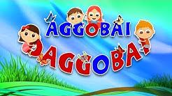 Aggobai Dhaggobai Video - Marathi Balgeet Video Song | Marathi Balgeet for Kids