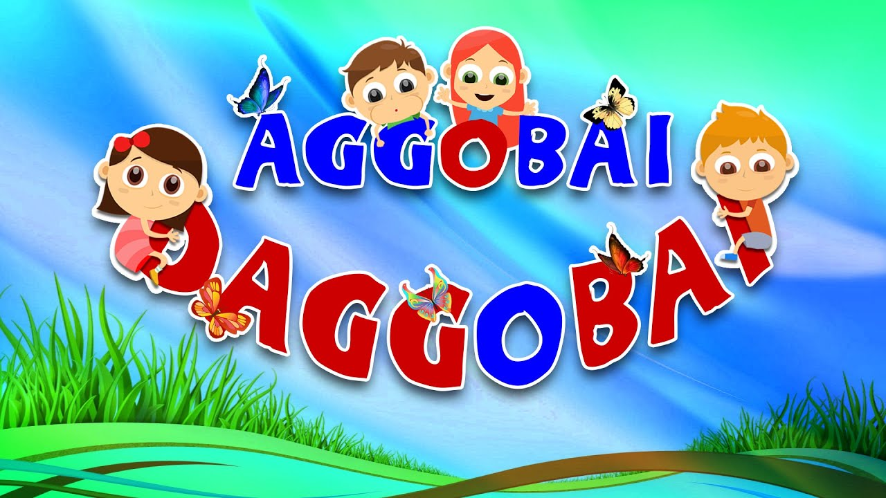 Aggobai Dhaggobai Video - Marathi Balgeet Video Song ...