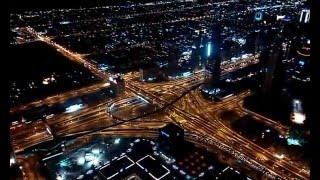 Дубаи Бурдж Халифа Ночной город(Дубаи Бурдж Халифа Ночной город., 2016-01-11T23:59:40.000Z)