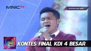 """Yogie """" Masih Adakah Cinta """" Bukit Tinggi - Kontes Final KDI 4 Besar (31/5) MP3"""