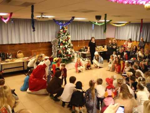 Игры с Дед Морозом и Снегурочкой