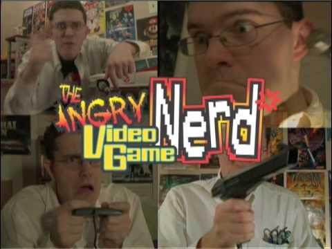 Angry Video Game Nerd Techno Theme Full