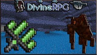 Minecraft 1.7.10 - Divine RPG - Порталы