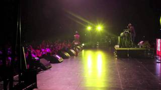 "Big Sean ""What U Doin?"" Live at Verizon Theater, Grand Prairie, TX"