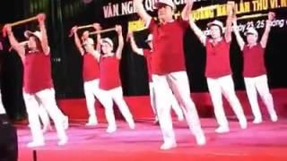 CLB Dưỡng sinh Hội Người Cao Tuổi Tiên Phước