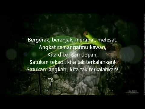 Bondan Prakoso & Fade 2 Black - Tak Terkalahkan Lyrics