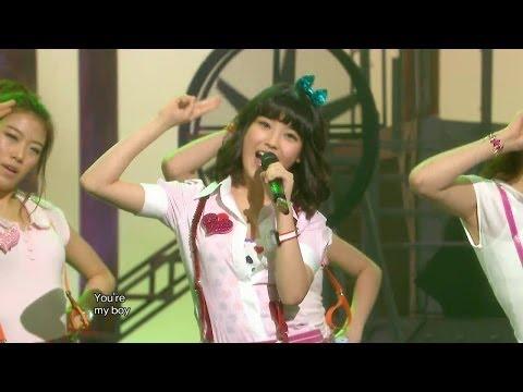 【TVPP】IU - Boo, 아이유 - 부 @ Show Music core Live