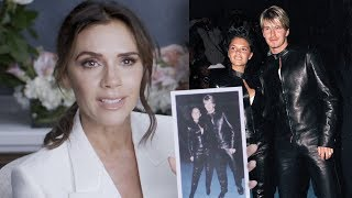 Victoria Beckham Explains 6 Looks From Spice Girls To Now | Vogue