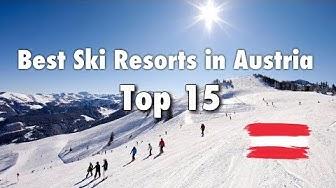 Top 15 Best Ski Resorts In Austria, 2020