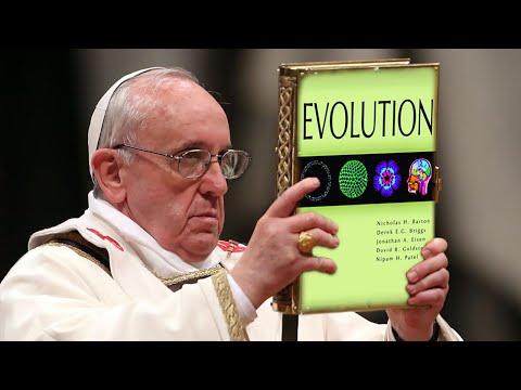 Pope Gives Evolution A Big Banging