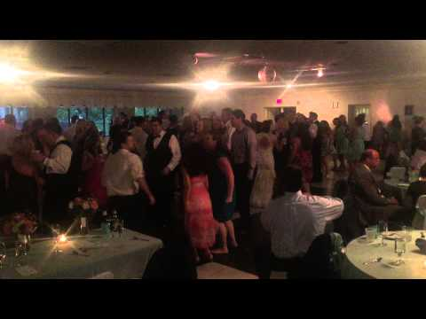 Bryan George Music Wedding at The Anastasi Room