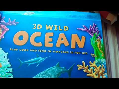 3D Wild OCEAN book review