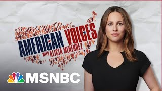 Marking One Full Year Of 'American Voices'