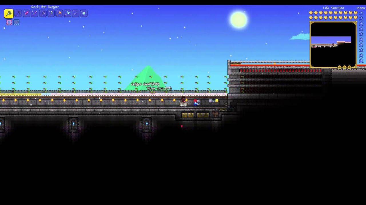 terraria how to get rid of pirate invastion