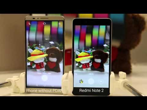 Redmi Note 2 - 13MP Camera with Phase Detection Autofocus (PDAF)
