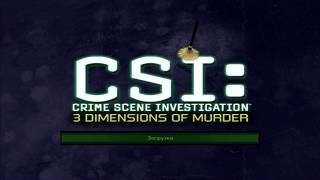 CSI : Место преступления: Три измерения убийства