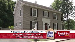 9 Church St., Port Dickinson, NY - The John Burns Real Estate Show