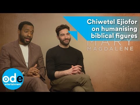 Mary Magdalene: Chiwetel Ejiofor on humanising biblical figures