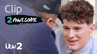 2Awesome | Sam Waithe & Adam King Feel Each Others Balls | ITV2