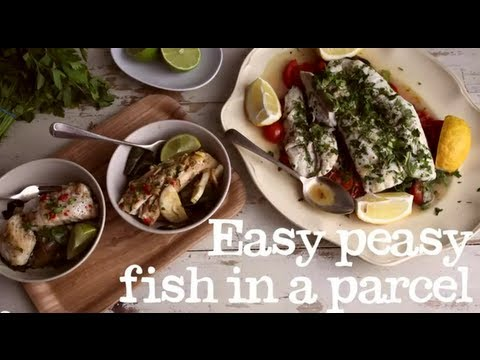 Easy Peasy Fish In A Parcel From Abel & Cole
