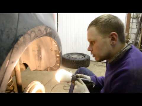 видео: Сравнение шума до и после шумоизоляции арок