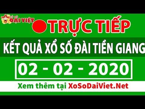 Xổ Số Tiền Giang 2/2/2020 - XSTG - SXTG - Kết Quả Xổ Số Tiền Giang Hôm Nay Chủ Nhật Trực Tiếp