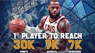 LeBron James Top 10 for Each Chapter of His Career