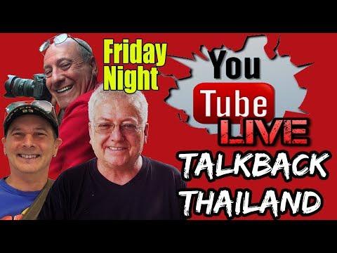 Talk Back Thailand Friday with Thailand Unplugged & Warren Gerdes