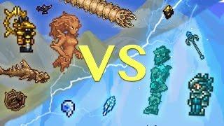 Blizzard vs. Sandstorm // Guide & Comparison // Terraria 1.3.3