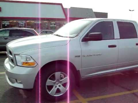 introduction review of a 2012 dodge ram 1500 crew cab express 4x4 youtube. Black Bedroom Furniture Sets. Home Design Ideas